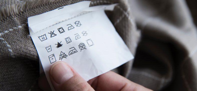 rubu etikeciu simboliai